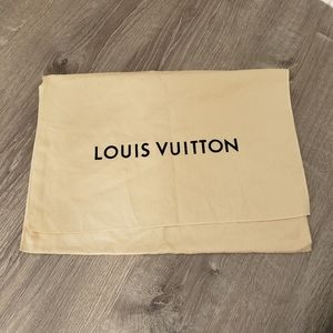 Louis Vuitton Large Dust bag